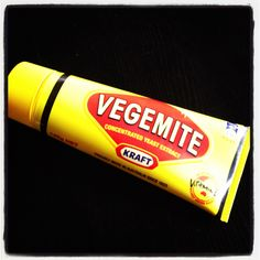 Yes, we Aussie's travel with our Vegemite in tubes now.