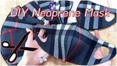 EASY DIY Neoprene FaceMask / Cut Fabric / Mask Pattern (Adults&Kids) / Simple & Easy EASY DIY Neoprene FaceMask / Cut Fabric / Mask Pattern (Adults&Kids) / Simple & Easy - YouTube<br> Easy Face Masks, Diy Face Mask, Rose Tattoos For Women, Diy Masque, Easy Youtube, Easy Sewing Patterns, Pattern Sewing, Pretty Designs, Martin Margiela