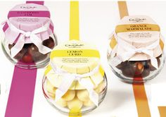 ChocolateMission: August 20th: Hotel Chocolat Jam Jar Chocolates