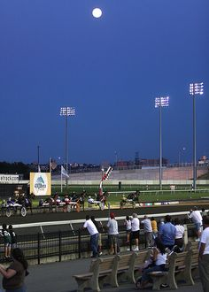 The Meadowlands Racetrack, New Jersey