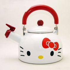 hello kitty kettle