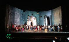 Puliendo detalles musicales y escénicos de #Otello