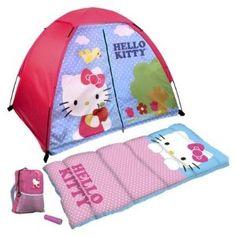 Hello Kitty Camping Kit
