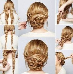 10 Easy Hairstyles To Mix It Up Easy Hairstyles For Long Hair, Box Braids Hairstyles, Braids For Long Hair, Wedding Hairstyles, Quinceanera Hairstyles, Messy Braids, Beautiful Hairstyles, Hairstyles 2018, Homecoming Hairstyles