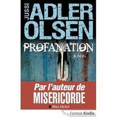 Profanation de Jussi Adler Olsen