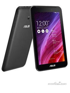Tablet Asus Fonepad 7 (2014) ( Fonepad 7 FE170CG) Compara ahora:  características completas y 3 fotografías. En España el Tablet Fonepad 7 (2014) de Asus está disponible con 0 operadores: