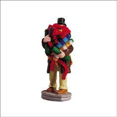 Figurine ramener les cadeaux