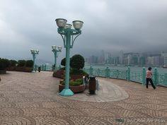 A Run Along Hong Kong's Victoria Harbor - http://willrunformiles.boardingarea.com/run-along-hong-kongs-victoria-harbor/