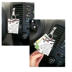 Scripture and encouragement for your car - uplifting on the go.
