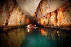 Underground River Boating
