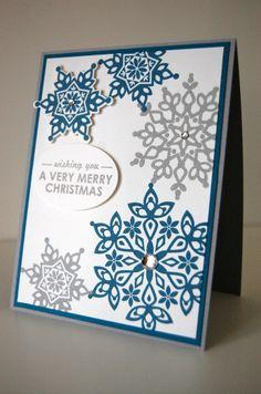 Festive Flurry – Schneeflöckchen, Weißröckchen… - marionstempelt