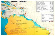 Connys Reiseblog: Rund um Südamerika in 76 Tagen mit der Europa 2 - ...