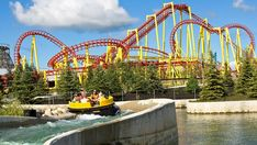 Summer's here, and the kids are getting restless. That means one thing: Time for an amusement park! From coast to coast, these parks keep kids (and kids at heart) happy with fun rides and more!