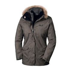 Jack Wolfskin Wave Hill Parka Women granite by Jack Wolfskin. $389.99. Jacket-category: Parka. Jacket-waterproof ✔. Jacket-Coating: Outer Layer water protection. Jacket-Type: winter coat. Season-season: Winter. Jacket:category: ParkaType: winter coatCoating: Outer Layer water protectionwaterproof: yeswindproof: yesSeason:season: WinterMaterial:Membrane Type: inbuilt membranePressure Head: 6000 mmOver Fabric: 65% Polyester, 35% Cotton; Inner jacket: 82% Polyester, 18% ViscoseI...