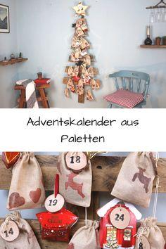 Unsere Schritt Für Anleitung Den Tannenbaum Aus Holz Findest Du In Unserem Video Weihnachten Basteln Adventskalender Adventszeit Paletten