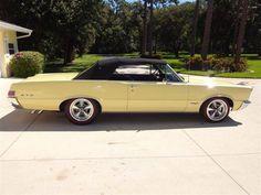 1965 Pontiac GTO Convertible Pro-touring for sale #1699395 | Hemmings Motor News