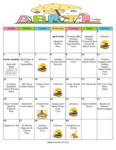 April 2015 Month Of Meals Menu; Grocery List - Mom s vierter Monat des Jahres 2015 Month Of Meals Menu; Grocery List - Mom s vierter Monat des Jahres 2015 Month Of Meals Menu; Monthly Meal Planning, Budget Meal Planning, Budget Meals, Planning Calendar, Meal Planner, Planning Board, Budget Recipes, Frugal Meals, Dinner On A Budget