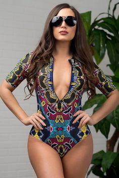 ba7ae4198e Bondi Beach One Piece Swimsuit – Fashion Effect Store Fashion Effect Store