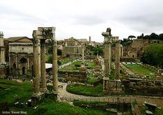 The Roman Forum, Italy. www.victortravelblog.com/2013/04/22/how-i-love-italy/
