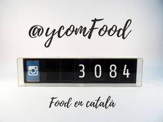Food en català  En el #ClexFollows de hoy: @ycomfood  Ycom es como se llaman ellos el portal 2.0 en catalán. Se han animado con una cuenta #Foodie en catalán y a través de ello están consiguiendo tráfico para su portal web: #SmartGuys  Su éxito Originalidad en el cómo: cuelgan todas las fotos en las que la gente les etiqueta = fuente abundante y gratuita de contenido Tradición en el qué: la comida en Instagram es garantía de éxito. Y lo sabes. Y lo saben Juguetón: si compartes las fotos de…