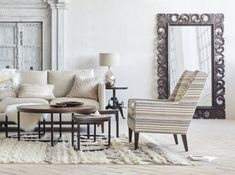 An Arhaus end table is the perfect addition to your living or dining room. Home Decor Mirrors, Perfect Bedroom, End Tables, Bedside Table Contemporary, Furniture, Arhaus, Home Decor, Living Room Furniture, Arhaus Furniture