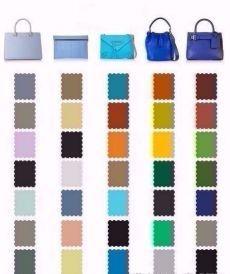 Какого цвета туфли подобрать к сумочке? Наглядная памятка.(+)