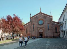 Church of San Pietro Martire in Vigevano (Pavia)