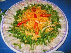 Gỏi cá tươi - Đặc sản Bình Thuận   Đặc Sản Vùng Miền - Tin Tức Đặc Sản - Ẩm Thực - Du Lịch