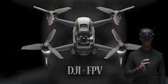 DJI FPV Combo Review - OTECHR Normal Mode, Dji Drone, Hd Video, Technology, Tech, Hd Movies, Tecnologia
