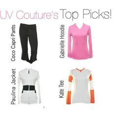 """""""UV Couture's Top Picks"""" by uvcouture on Polyvore All 30% off at www.uvcouture.com Enter promo code """"SUMMER2014"""" until Oct. 15th"""