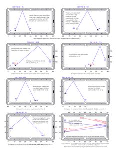 cut angle estimation template pool pinterest pool table game