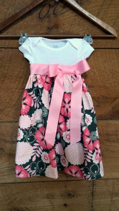 Newborn Girls Homecoming Layette Gown in by AntiquatedModCrochet, $32.00