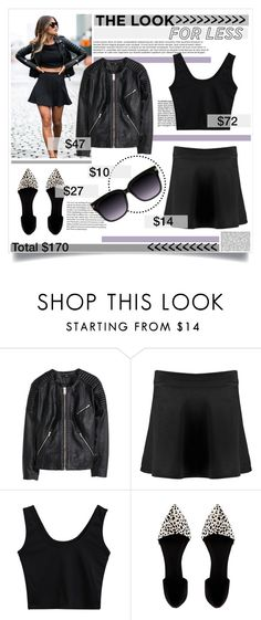 """""""Look for Less: Summer Style"""" by all-wolves-howl-at-the-moon on Polyvore"""