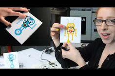 Conductive paints and pens to make paper circuits - Bare Conductive