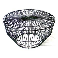 Bend & Gaurav Nanda's Drum Ottoman/Table