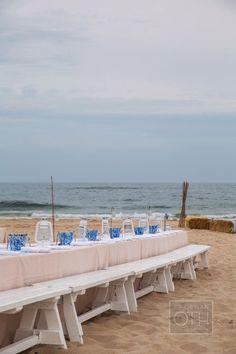 A Hamptons beach wedding and rehearsal dinner coastalliving.com