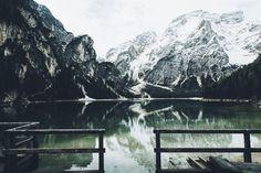 Lago Di Braies by Daniel Casson
