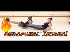 Técnicas Para Secar A Barriga Sem Abdominal   Abdomen Fortalecido Com Qualquer Exercício - YouTube