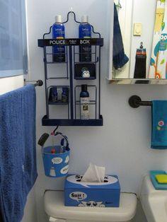 Attrayant Doctor Who Bathroom