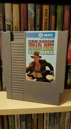 Young Indiana Jones Chronicles on NES