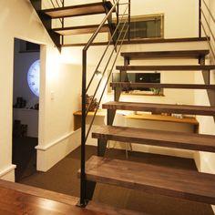 Ladder Bookcase, Interior Ideas, Sweet Home, Loft, Shelves, House, Furniture, Home Decor, Home Decorations