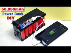 How to Make a mAh Power Bank from Scrap Laptop Battery - Smart Engineering Solar Panel System, Panel Systems, Solar Panels, Diy Electronics, Electronics Projects, Arduino Projects, Golf Cart Batteries, Diy Speakers, Led Diy