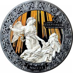 Antique Coins, World Coins, Coin Collecting, Silver Coins, Saints, Sculptures, Antiques, Painting, Ebay
