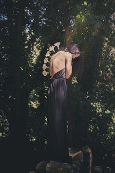 """Spine"" — Photographer: Nicolas Bigot – Niko Phtgrphsm Model: Juliette"