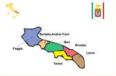 Region Apulien - Puglia Reiseführer…