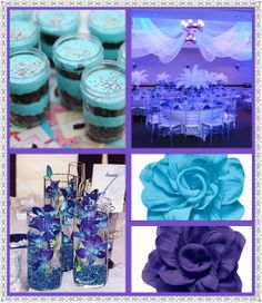 this includes my favor inspiration mine will have blue and purple filling. I am in love with the lighting in the second picture.