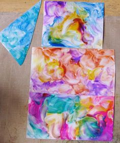 Hand Sanitizer and alcohol ink