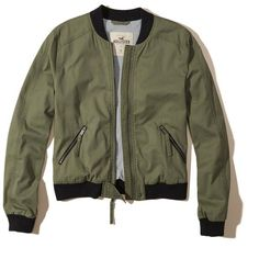 Hollister Twill Bomber Jacket (£41) ❤ liked on Polyvore featuring outerwear, jackets, olive, light weight jacket, flight bomber jacket, lightweight jackets, lightweight bomber jacket and military green bomber jacket Army Green Bomber Jacket, Flight Bomber Jacket, Bomber Jacket Outfit, Camo Jacket, Bomber Jackets, Jacket Style, Military Jackets, Army Green Jackets, Hollister Jackets