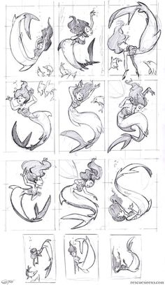 wow you guys thank you so much to everyone who is part of Mermaid drawings Wow, you guys! Thank you so much to everyone who artReference Mermaid - Drawing Techniques, Drawing Tutorials, Art Tutorials, Painting Tutorials, Mermaid Pose, Mermaid Art, Shark Mermaid, How To Draw Mermaid, Mermaid Nails