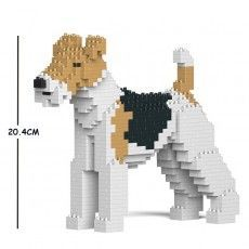 Lego Wire Fox Terrier!